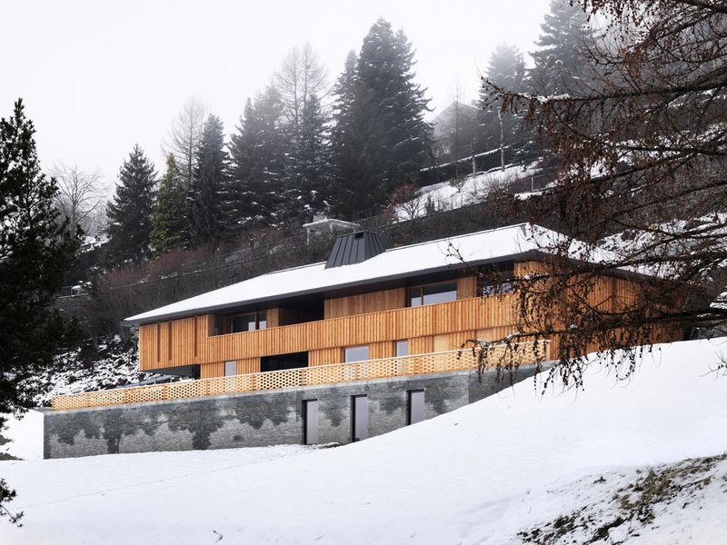 Modern Alpine Abodes