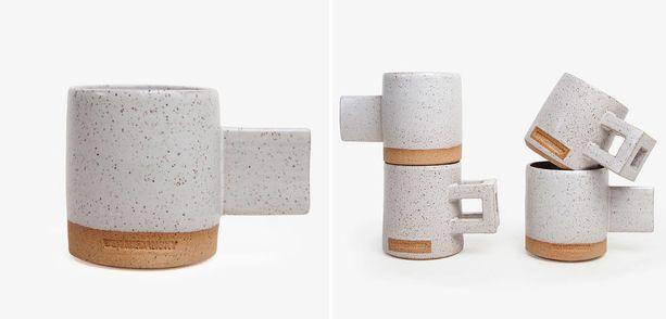 Contemporary Ceramic Cups