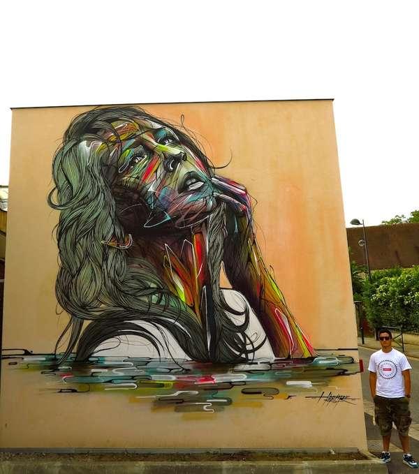 Sensual Psychedelic Graffiti