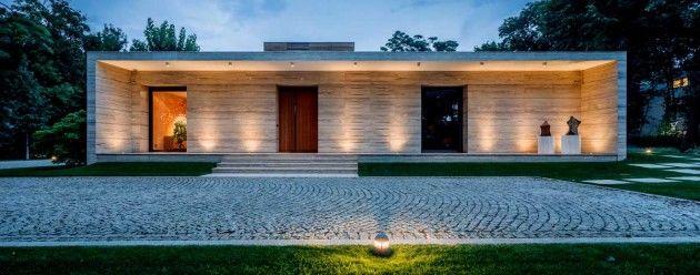 Boxy Contemporary Villas
