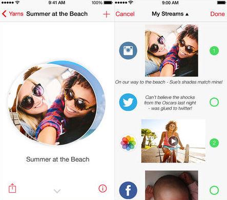 Social Curation Apps