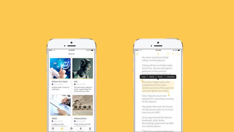 Curating Content Platforms