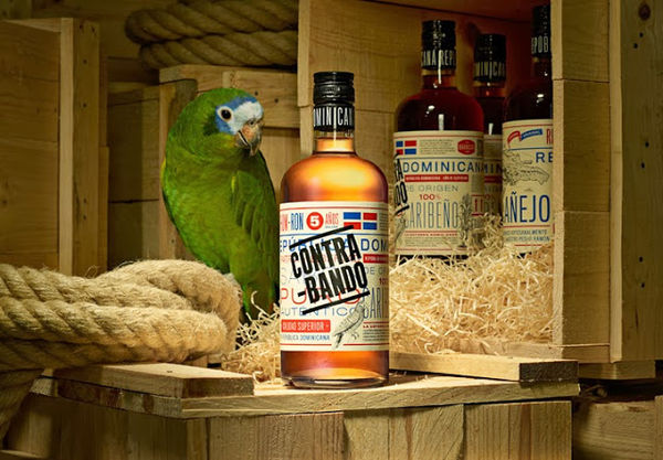 Forbidden Booze Branding