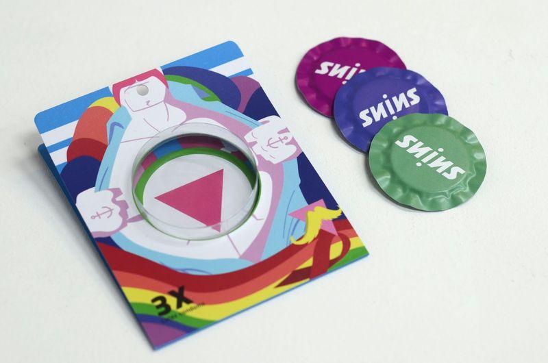 Vibrant Contraceptive Branding