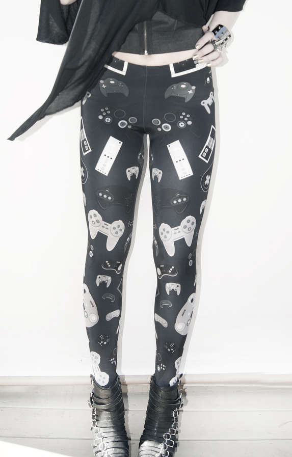 Gaming Controller Tights
