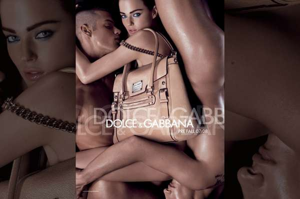 Dolce & Gabbana Gets Overly Sexual in New Controversial Ads