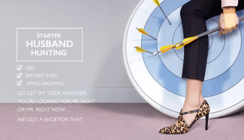 Controversial Footwear Campaigns