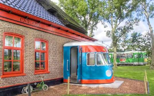 Train-Converted Hotels