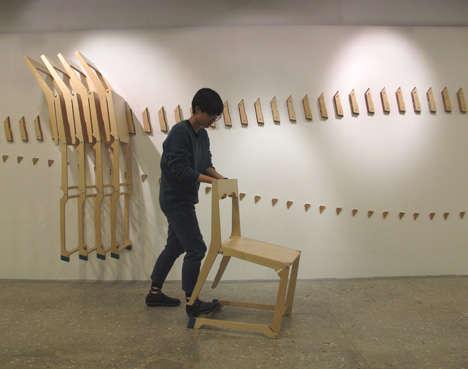 Flat Folding Furniture