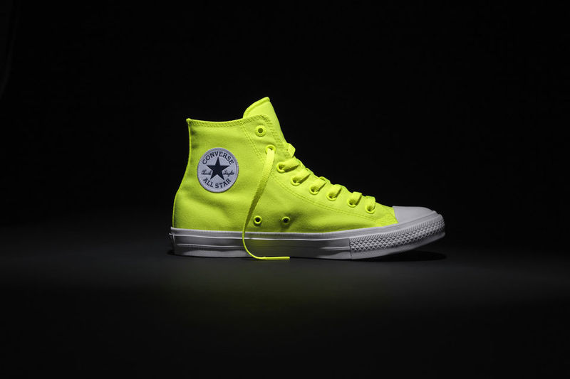 Bold Neon Sneakers