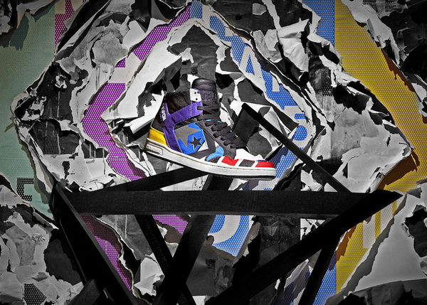 Glitzy Iconic Sneakers