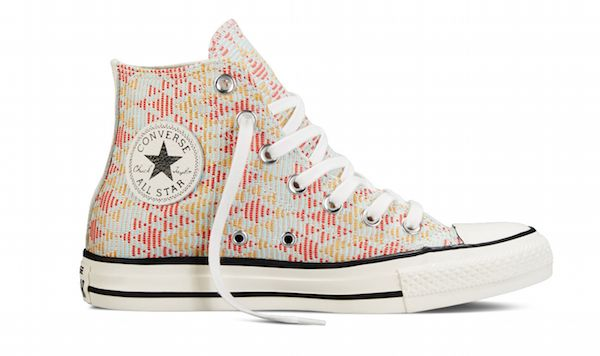 Woven Classic Sneakers Converse Design