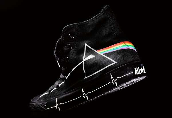 Iconic Album Sneakers