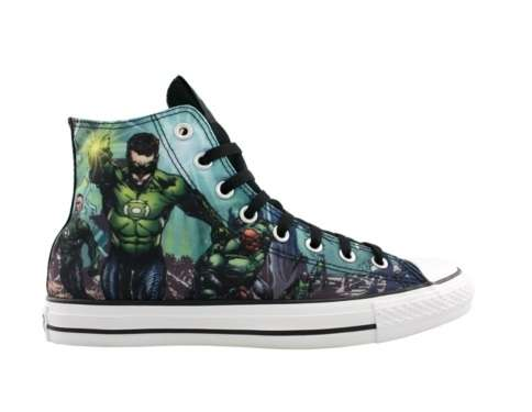 DC Superhero Kicks