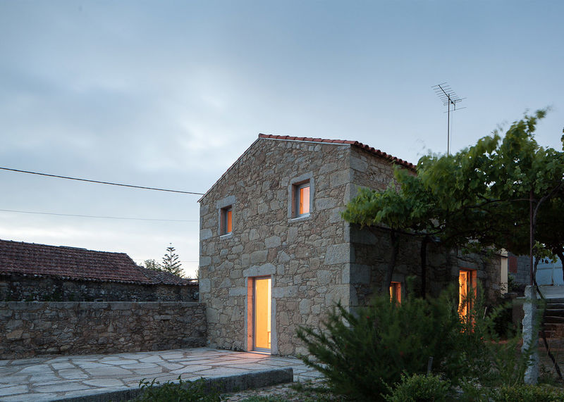 Compact Stone Residences