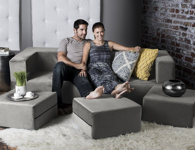 Interchangeable Orientation Sofas