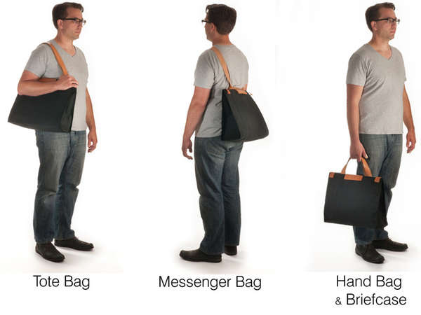 Crowd-Funded Convertible Bags