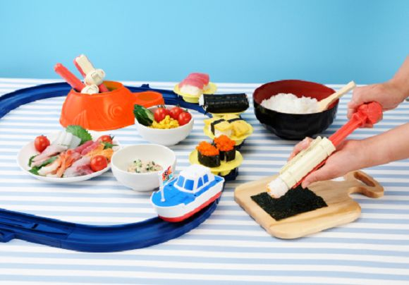 At-Home Sushi Conveyor Sets
