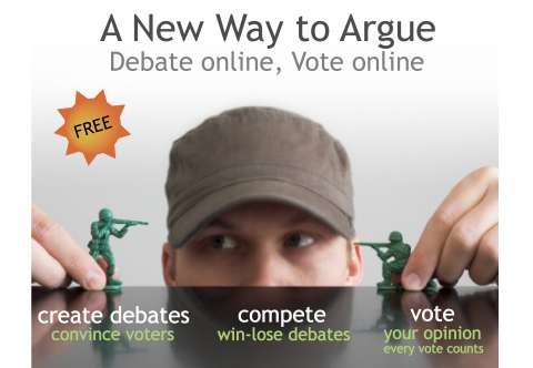 Online Argument Site