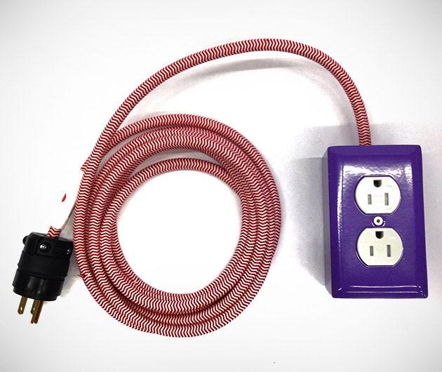 Vibrant Extension Cords