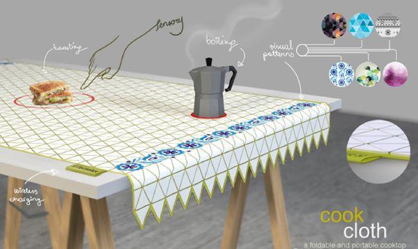Stove Top Tablecloths