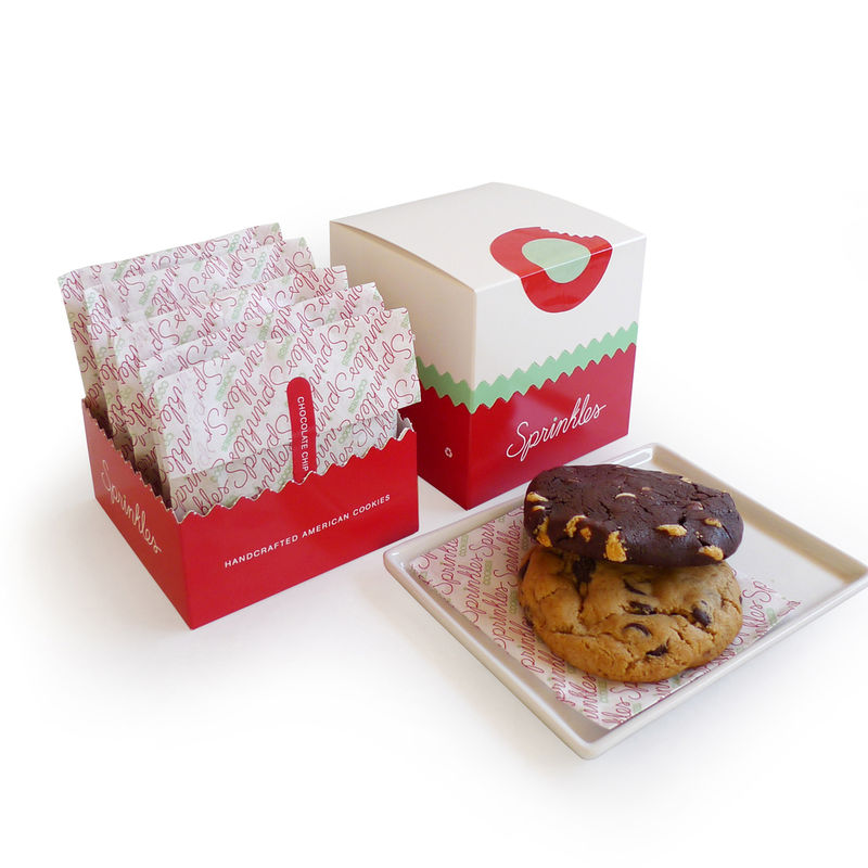 Tear-Away Cookie Boxes
