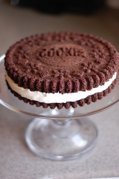 Gigantic Cookie Cakes