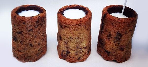 Edible Cookie Shot Glasses