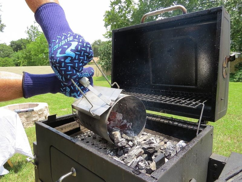 Functional Fireproof Gloves
