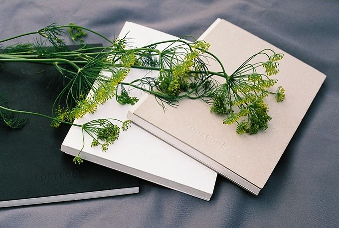 Customizable Cooking Journals