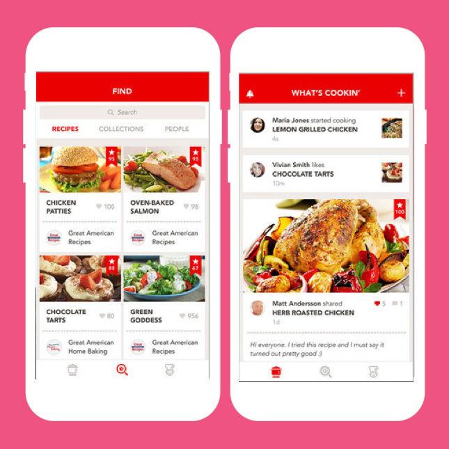 Social Cooking Platforms
