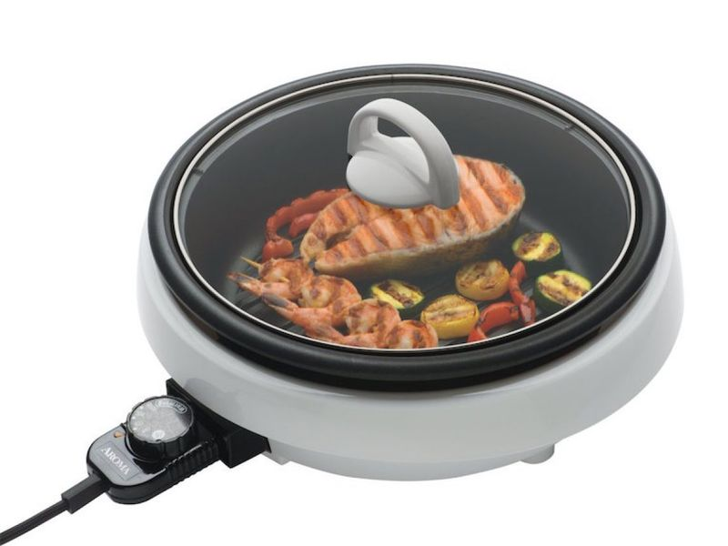 Fat-Reducing Cooking Appliances
