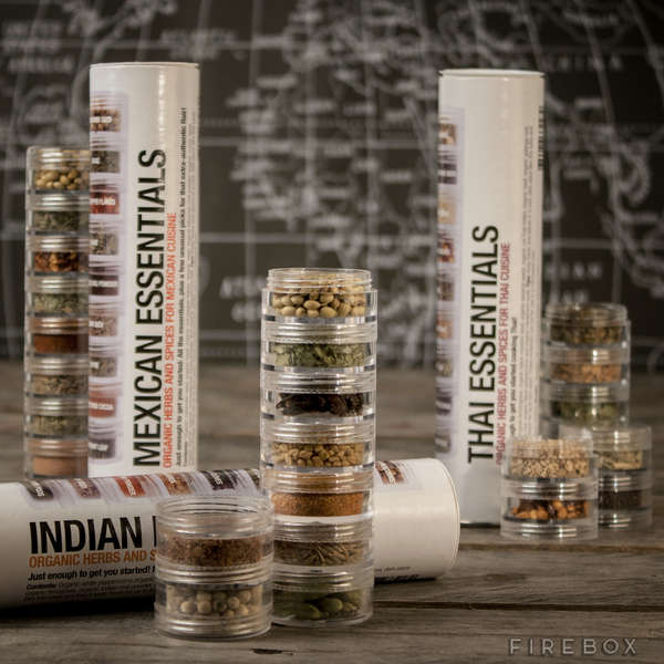 Authentic Global Spice Kits