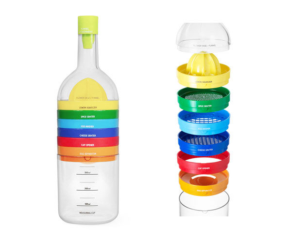 Wine Bottle Kitchen Tools