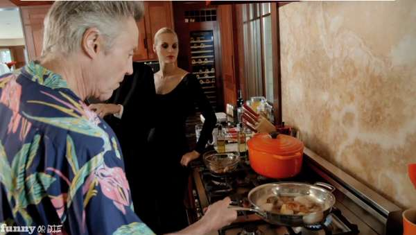Quirky Celebrity Cooking Shows