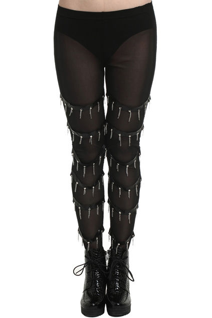 Hardcore Metal Leggings