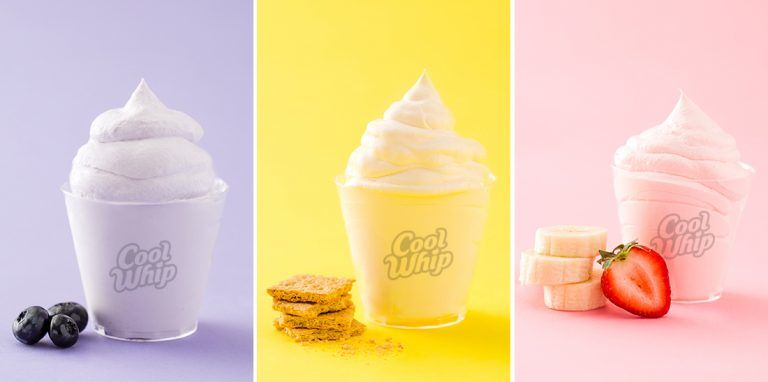 Flavored Whipped Creams