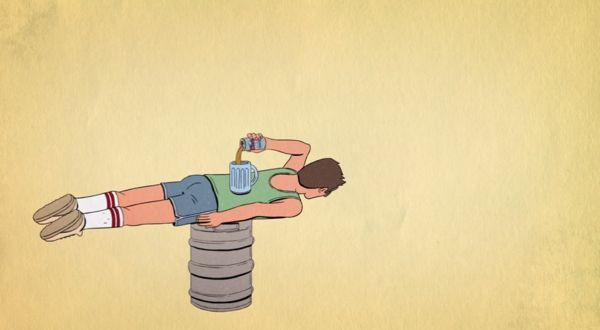 Intimacy-Inspired Beer Commercials