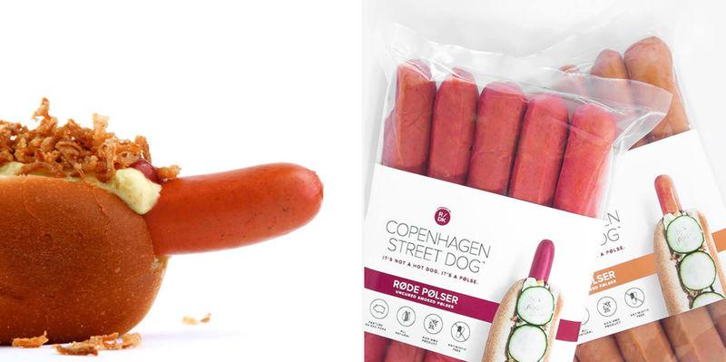 Scandinavian Hot Dog Stands