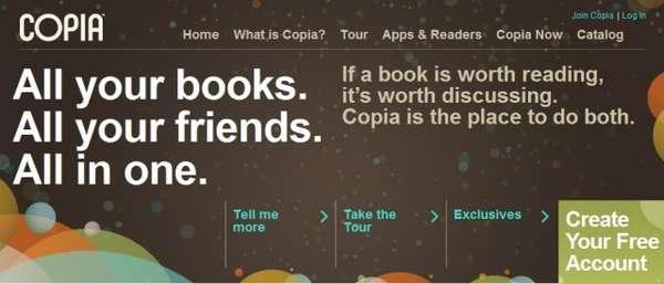 Bookworm Social Media Sites
