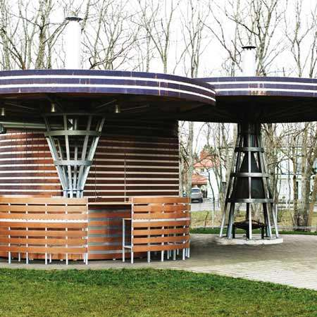Alien Outdoor Kitchens