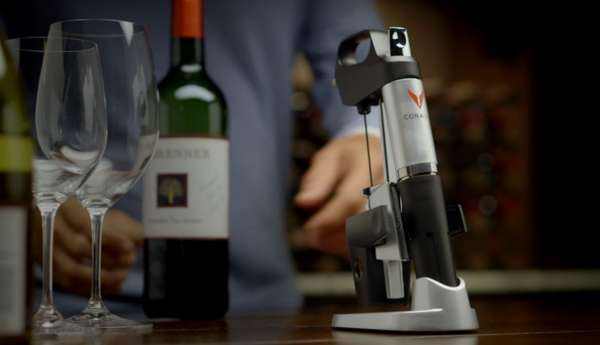 Wine-Saving Openers