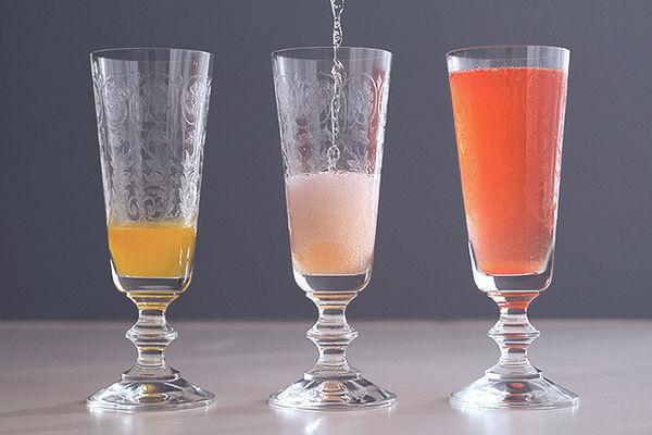 Custom-Made Celebratory Cocktails