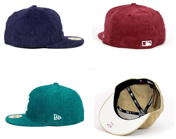 Winter-Inspired Baseball Hats