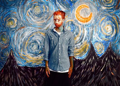 Alluring Adolescent Self-Portraiture
