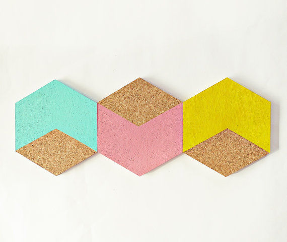 Graphic Cork Coasters