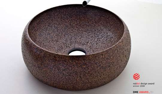 Cork Washbasins