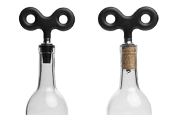Wind-Up Wine Openers