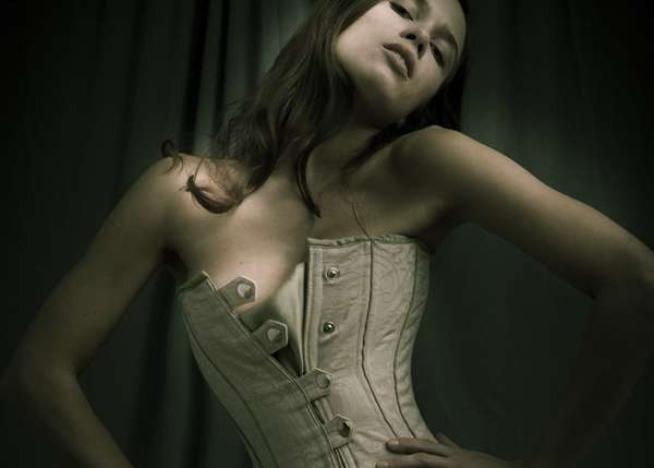 Military-Inspired Corsetry