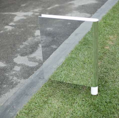 Invisible Outdoor Illuminators
